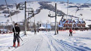Wyciąg narciarski Chyrowa Ski