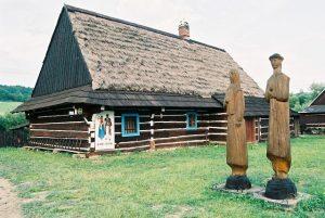 Muzeum kultury łemkowskiej w Zyndranowej